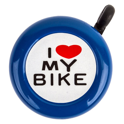 Sunlite Bell Sunlt I Love My Bike