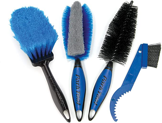 Park Tool Brush Set Park Bcb-4.2 4Pc Set