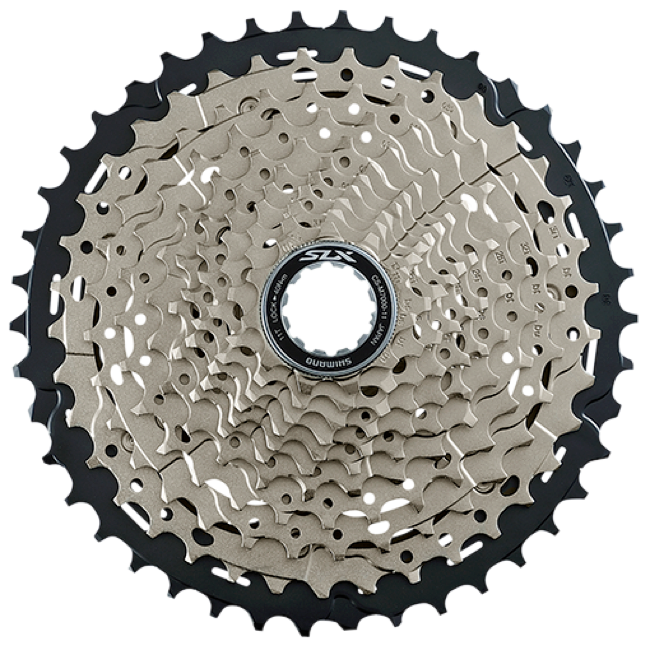 Shimano Cassette Sprocket, Cs-M7000, Slx, 11-Speed, 11-13-15-17-19-