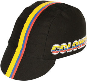 Pace Sportswear Colombia, Black - One Size