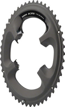 Shimano 105 5800-L 50t 110mm 11-Speed Chainring For 50/34t Black