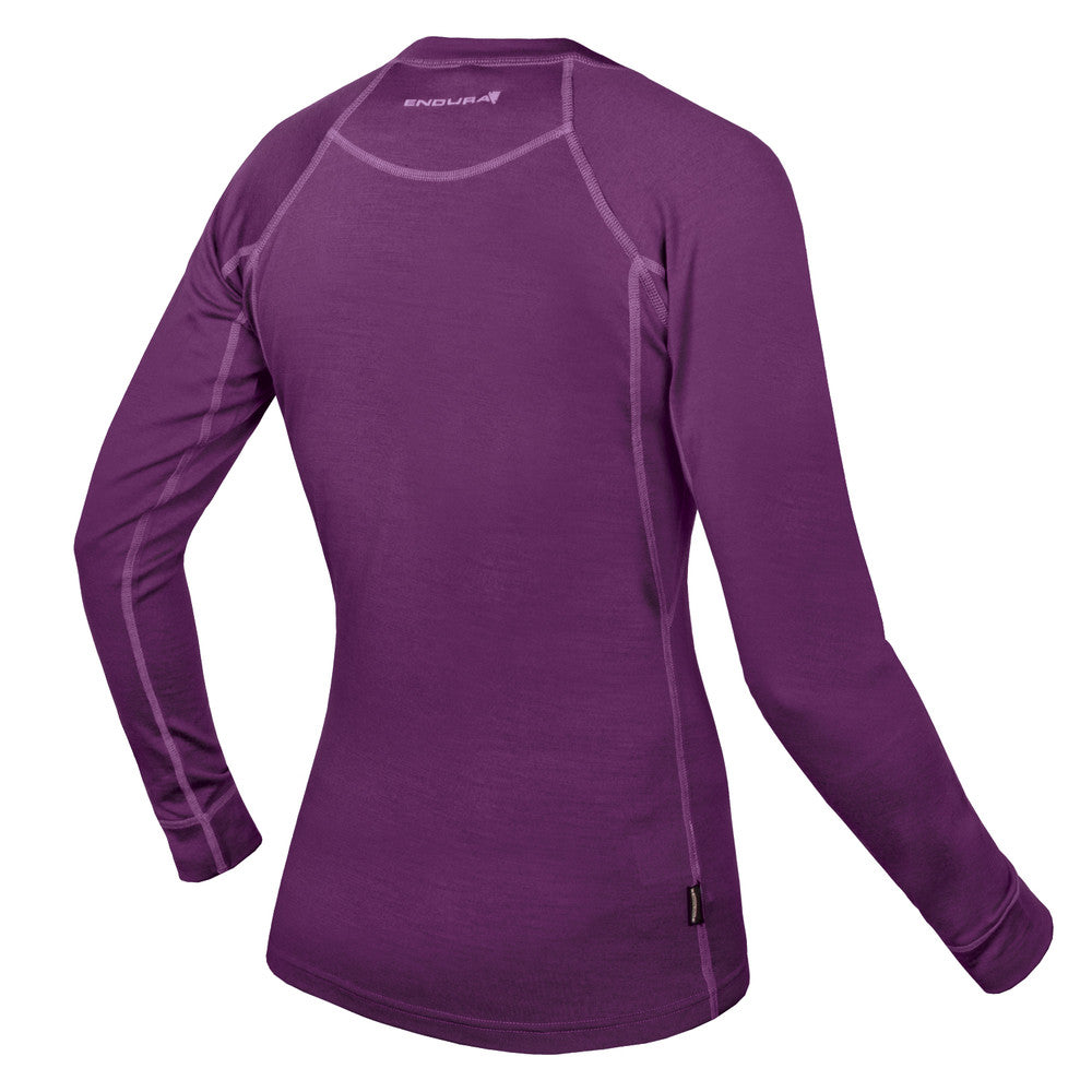 Women's Merino L/S Baselayer