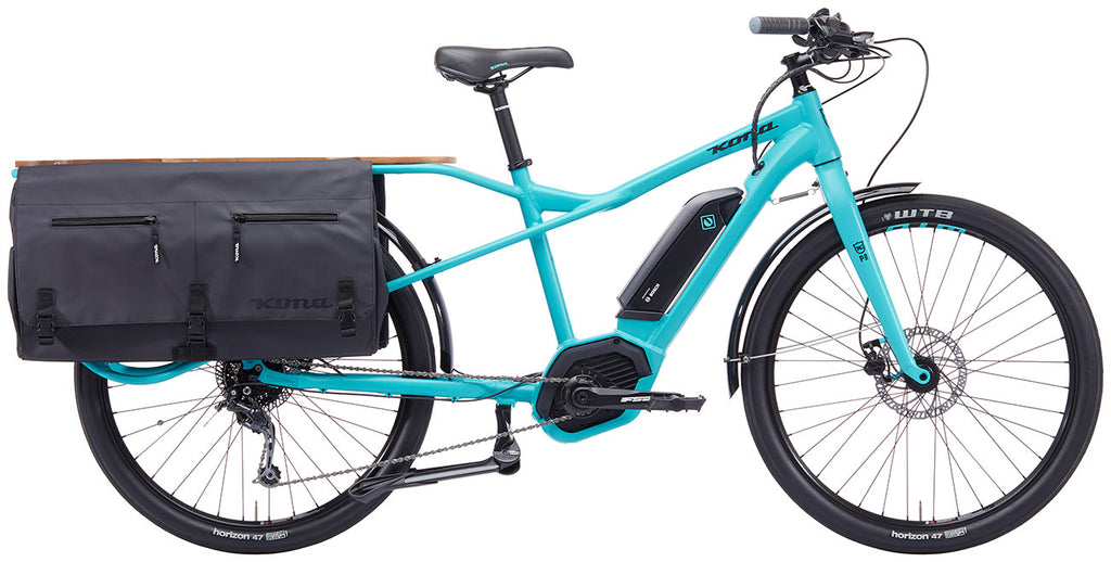 Kona Electric Ute 20 2019