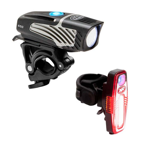Niterider Lumina Micro 650 Cordless Light System + Combo