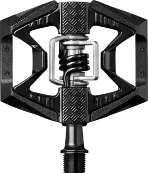 Crank Brothers Doubleshot 3 Pedals- Black / Black w/ Pins