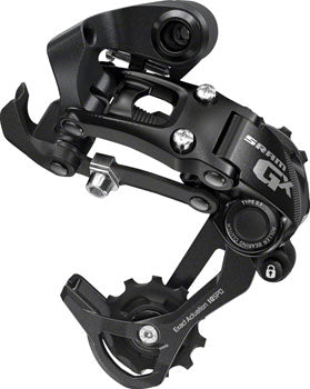 SRAM GX Rear Derailleur - 10 Speed, Long Cage, Black