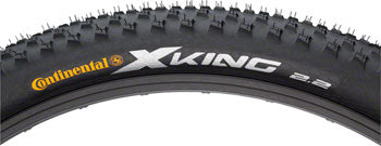 Continental X King Tire - 29 x 2.2, Clincher, Wire