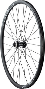 Quality Wheels 105/DT R500 Disc Front Wheel - 650b, 12 x 100mm, Center-Lock, Black