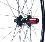 Stan's No Tubes Grail S1 Rear Wheel - 700, QR x 135mm, 6-Bolt, HG 11, Black