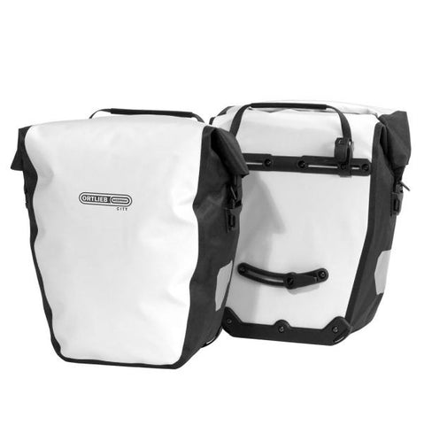 Ortlieb Back-Roller City Rear Pannier: Pair