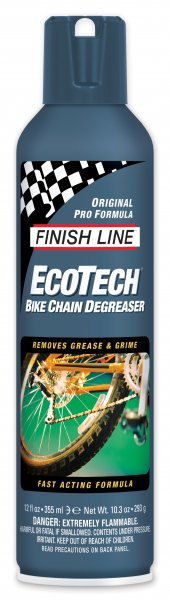 Finish Line Eco-Tech Degreaser 12Oz Aerosol