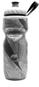 Polar Bottle Insulated Sport Bottle, 20oz - Black (Pattern)