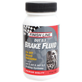 Brake Fluid F-L Hyd Dot 5.1 4Oz