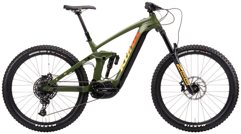 2021 KONA Remote 160 Bike