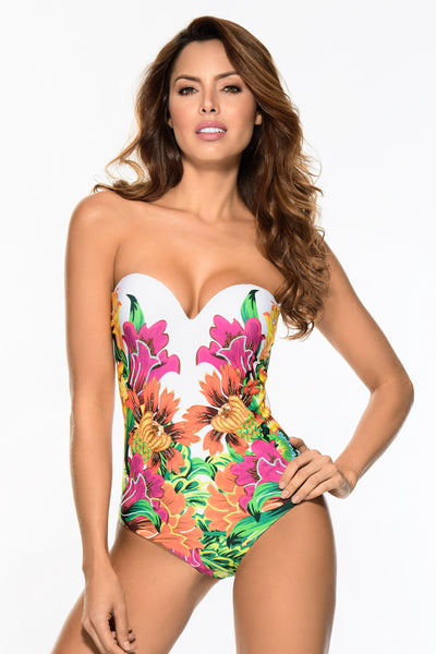Exotic Garden Bathing Suit