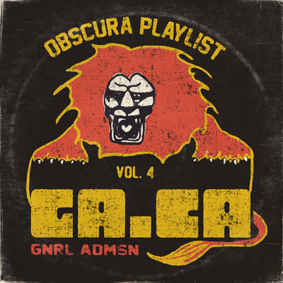 GA Obscura Playlist Vol. 4 Island Riddums