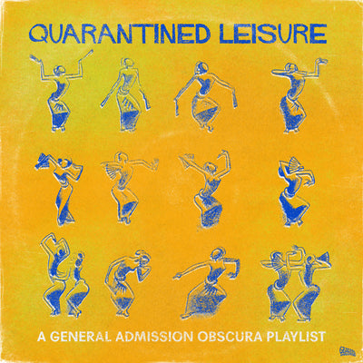 GA Obscura Playlist: Quarantined Liesure