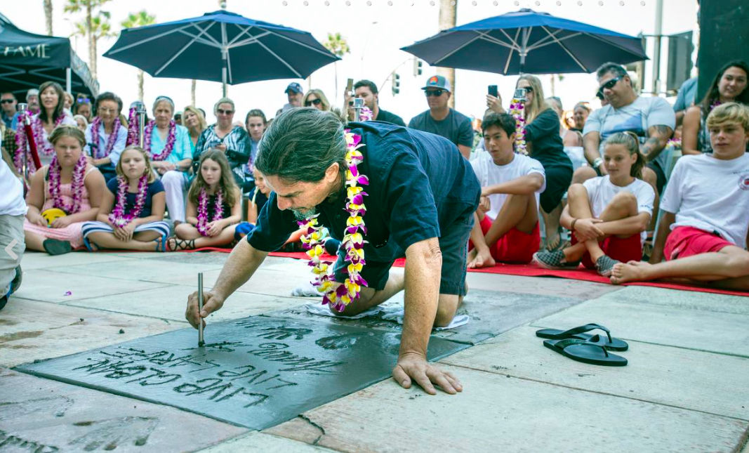 SHAWN STUSSY INDUCTED INTO THE SURFERS HALL OF FAME