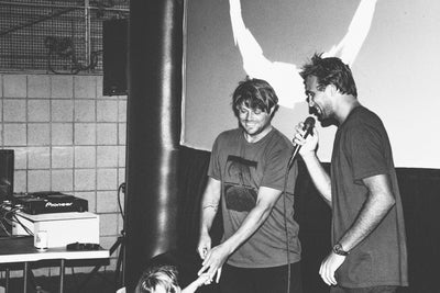 Former pop-up launch and Dane Reynolds Premium Violence screening