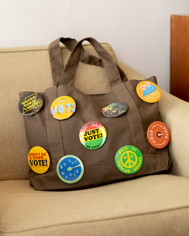 When We All Vote Tote Bag