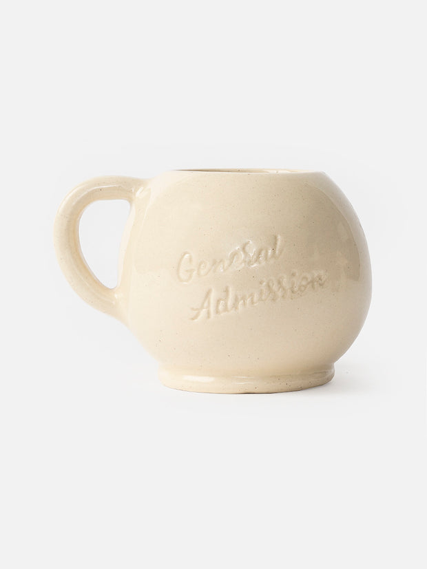 Natural FUCK Ceramic Mug