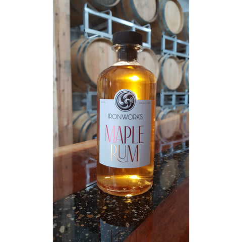 Ironworks Maple Rum 500 ml