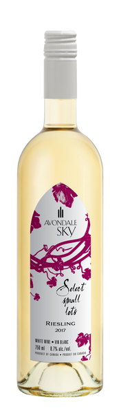 Avondale Sky Riesling Small Lot 2017