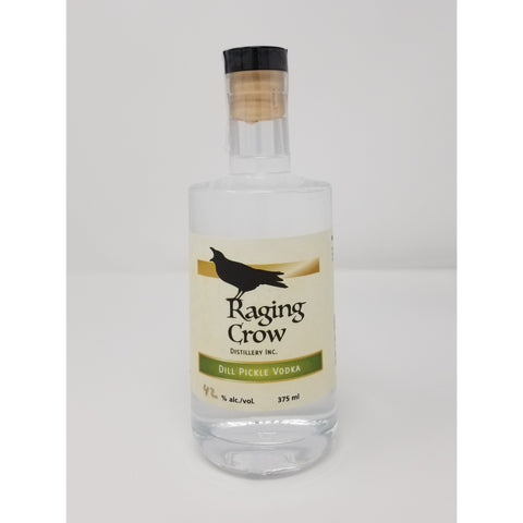 Raging Crow Distillery Dill Pickle Vodka 375 ml