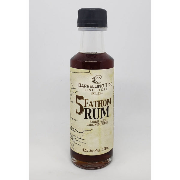 Barrelling Tide 5 Fathom Dark Rum 100 ml