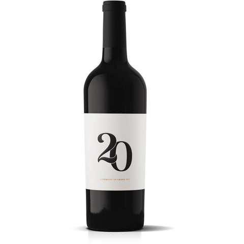 Domaine de Grand Pre 20, 20th Anniversary Red