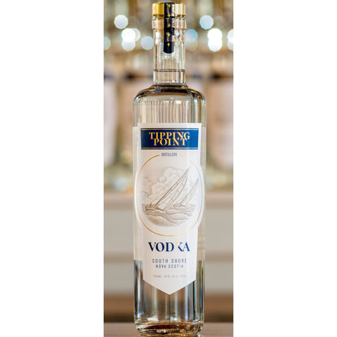 Tipping Point Distillers Premium Vodka 750 ml