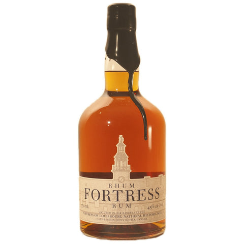 Authentic Seacoast Fortress Rum 750 ml