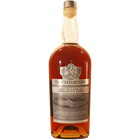 Glynnevan Cabot Triple Barreled Canadian Rye