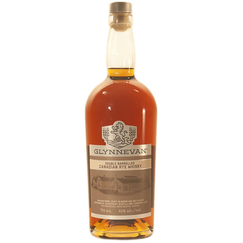 Glynnevan Double Barreled Whisky 750 ml
