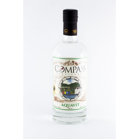 Compass Distillers Aquavit 750 ml