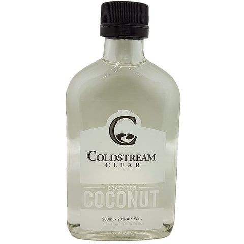 Coldstream Clear Crazy for Coconut Liqueur 200 ml