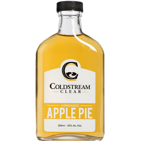 Coldstream Clear Homemade Apple Pie Liqueur