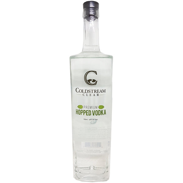 Coldstream Clear Hopped Vodka 750 ml