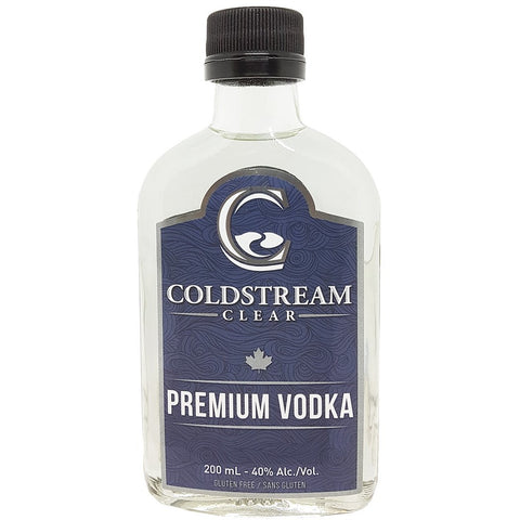 Coldstream Clear Vodka 200 ml