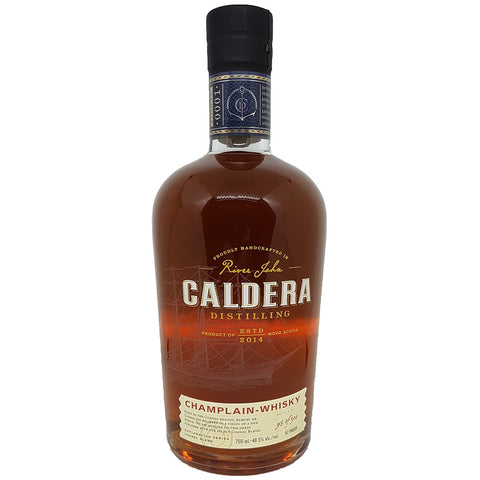 Caldera Distilling Champlain Whisky 750 ml