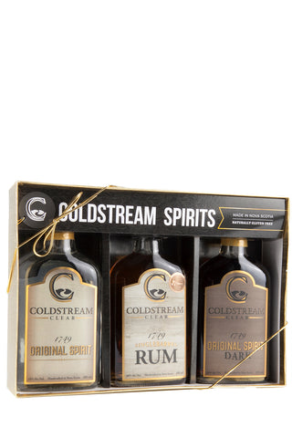 Coldstream Clear Rum Lovers Gift Box