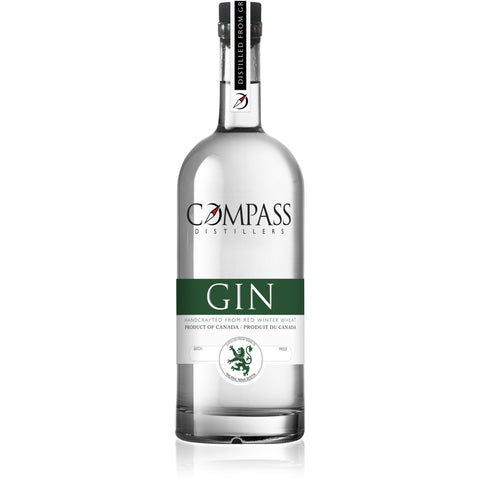 Compass Distillers Gin 750 ml