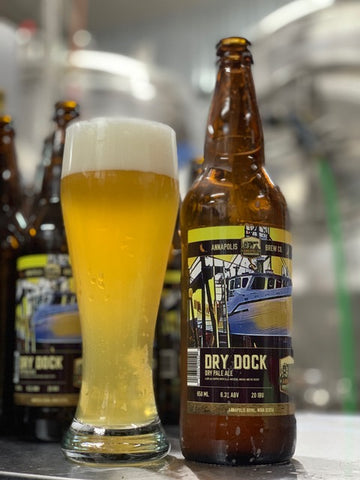 Annapolis Brewing Dry Dock Pale Ale 650 ml