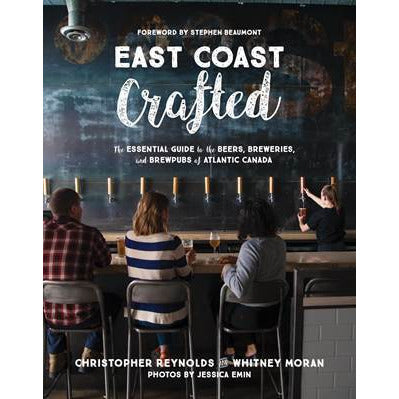 East Coast Crafted - Essential Guide to Beer & Breweries