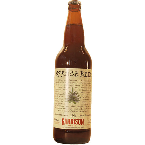 Garrison Regular Spruce Beer 650 ml