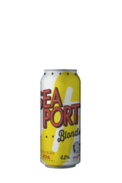 Garrison Seaport Blonde 4 pack cans