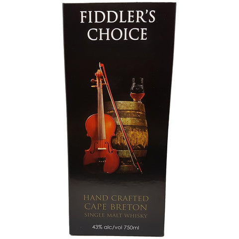 Glen Breton Fiddler's Choice Whisky 700 ml