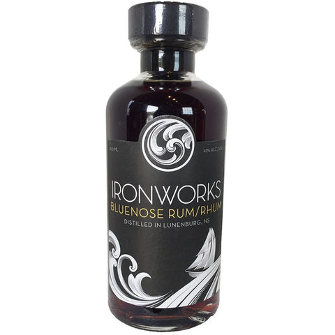 Ironworks Bluenose Rum 200 ml