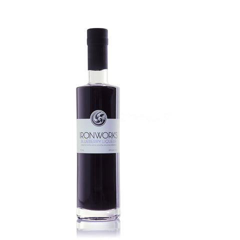 Ironworks Blueberry Liqueur
