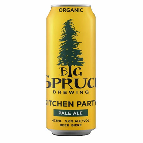 Big Spruce Brewing Kitchen Party Pale Ale 4 pack